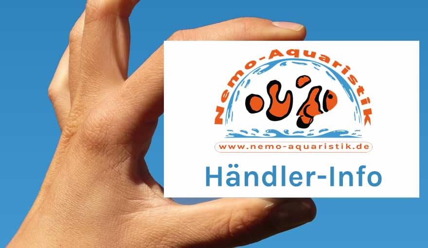 Nemo-Aquaristik Händler-Info